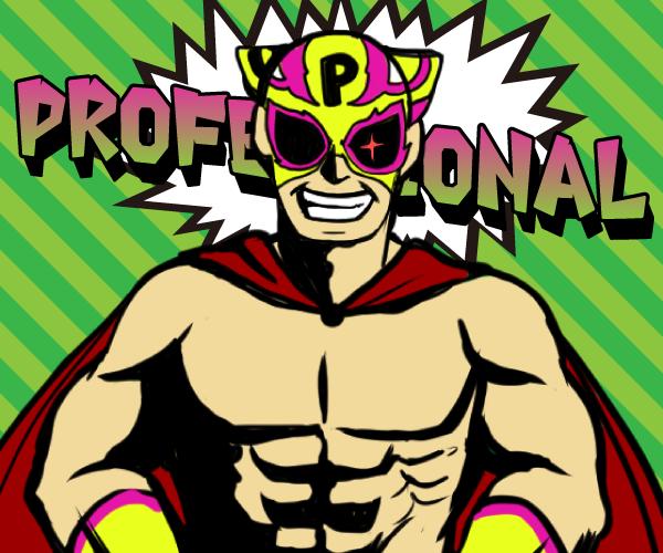プロ・一般 プロレスマスク制作